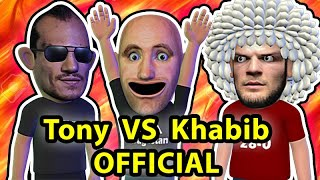 Khabib VS Tony is OFFICIAL for the 5th Time