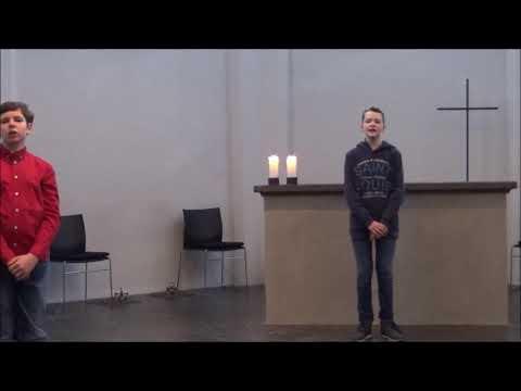 Zum Mitsingen: Möge die Straße - Gotteslob Nr. 813