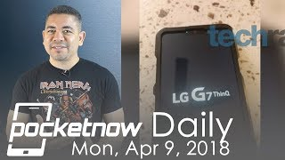 LG G7 details continue to emerge, iPhone 8 PRODUCT(RED) & more - Pocketnow Daily