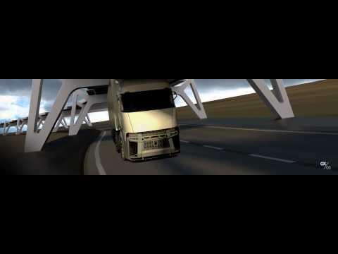 Aerodynamik-Designstudie CX/03