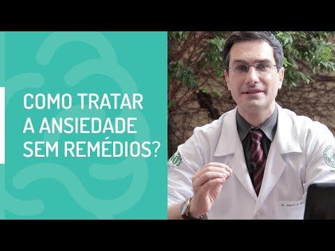 Tratar Ansiedade s/ remédios