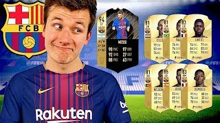 BARCELONA DRAFT | FIFA 18