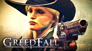 GreedFall - Xbox One Mídia Digital