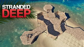 MY FAVOURITE BASE LAYOUT! Stranded Deep S4 Episode 14
