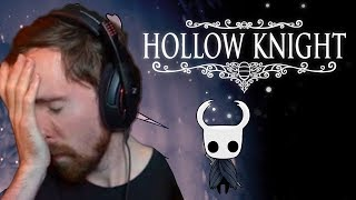 Asmongold Plays The Hollow Knight For the FIRST And LAST TIME EVER