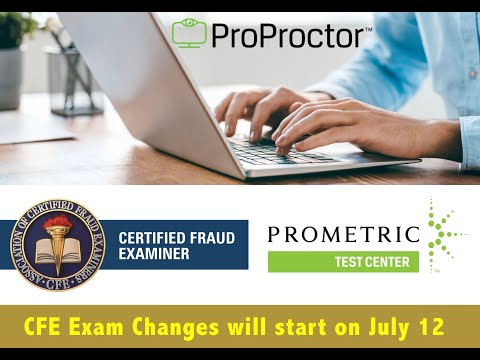 NEW CFE Exam Changes after July 12 - YouTube