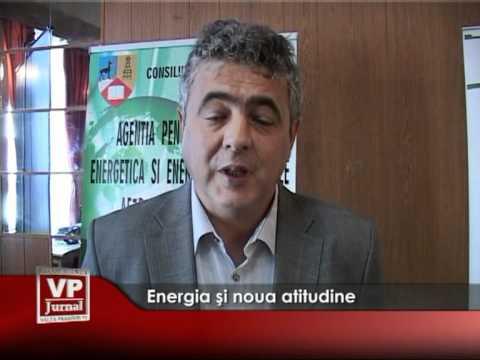 Energia şi noua atitudine