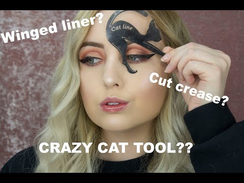 CRAZY CAT EYE TOOL!!??