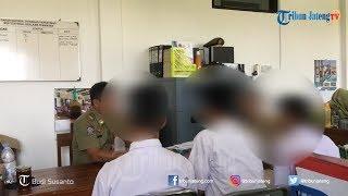 Atlet Berprestasi Terjaring Razia Satpol PP Kota Pekalongan