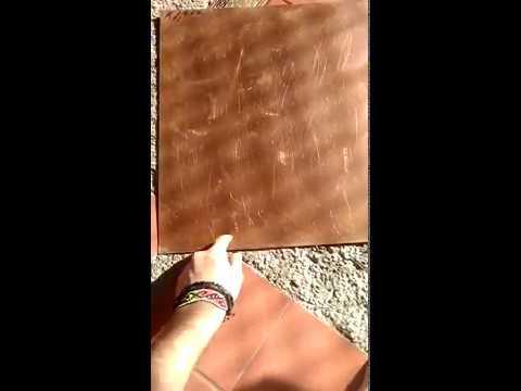 Laminas de cobre puro importadas alta calidad