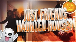 JUST FRIENDS HOME | HALLOWEEN ON APRIL?!