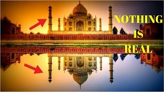 Psychological Tricks of Taj Mahal - This is why YOU LOVE this!