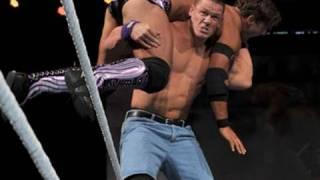Raw: John Cena vs. Justin Gabriel
