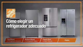 Cómo elegir el refrigerador para tu cocina