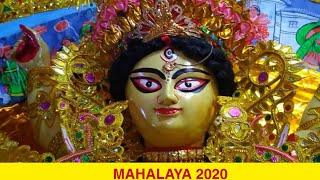 MAHALAYA 2020 | DURGA PUJA 2020 | BASED ON ARCHIVES OF DURGA PUJA IN BHAGALPUR - Download this Video in MP3, M4A, WEBM, MP4, 3GP