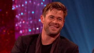 The Graham Norton Show S25E02 Chris Hemsworth, Paul Rudd, Julianne Moore