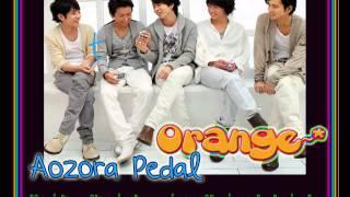 《歌ってみた》【KKP♥】「Aozora Pedal~ Orange♥」