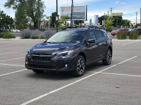 2018 Subaru Crosstrek 2.0i Limited Review