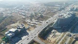 The Aquatic Mall Islamabad Site Location Opposite to World Trade Center