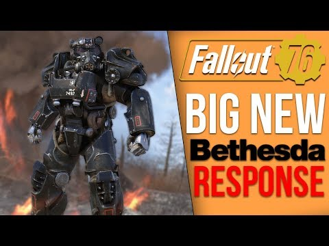Fallout 76 News - Repair Kits Response, Creation Club in 76?, Mod Support, Launch Problems