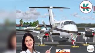 Book Very Low Cost King Air Ambulance Patna