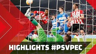HIGHLIGHTS | PSV - PEC Zwolle