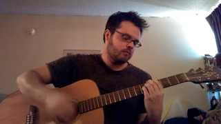 The Pursuit (Evans Blue acoustic cover)