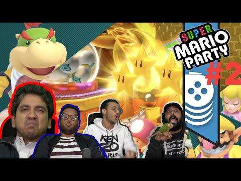 Super Mario Party (الجزء الثاني)