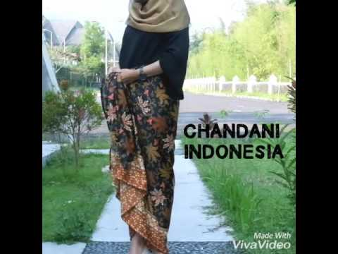 Video Tutorial kain lilit by Chandani Indonesia