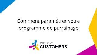 We Love Customers video
