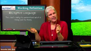 ABA Jargon: Receptive Language