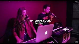 """Papercut"" by Zedd ft. Troye Sivan (cover by Fraternal SOUND)"