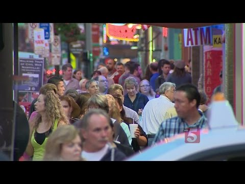 Video Nashville Named Top Tourist Destination In Tennessee