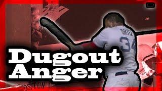 MLB: Dugout Anger (HD)