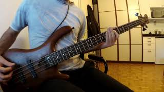 Faith no more - The morning after (bass cover + tab)