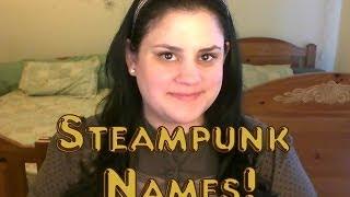 Steampunk Names