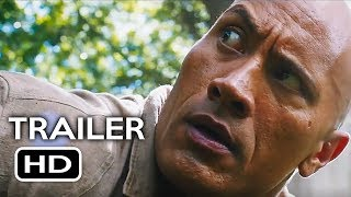 Карен Гиллан, Jumanji 2: Welcome to the Jungle Official Trailer #1 (2017)