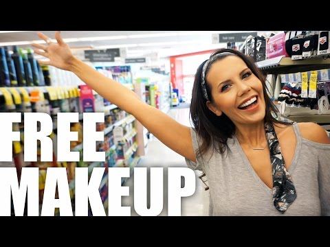 FREE DRUGSTORE MAKEUP | Madness Monday