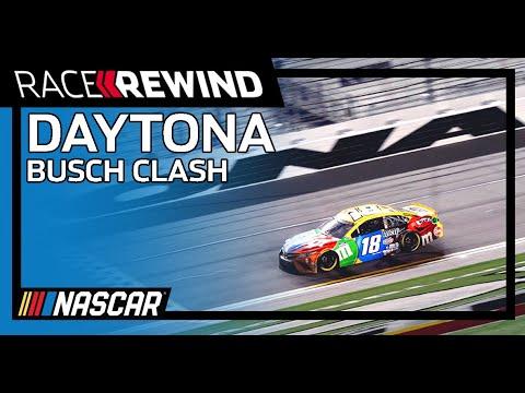 NASCAR 2021 ハイライト動画 - Busch Clash at DAYTONA