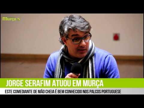 """Espectáculo de """"Stand Up Comedy"""" com Jorge Serafim em Murça"""