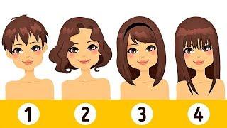 Длина Волос Полностью Выдает Ваш Характер