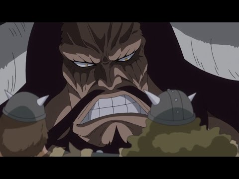 One Piece - Kaido will Laws und Ruffys Tod | One Piece GER SUB