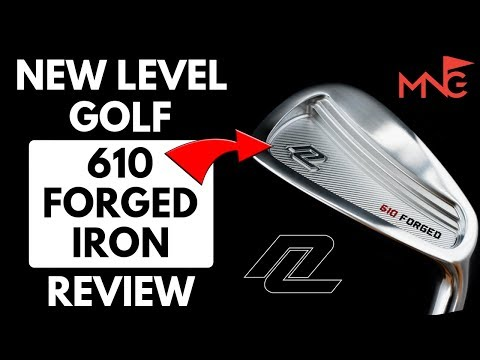 New Level Golf 610 Forged Iron Review