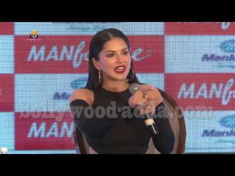 HOT Sunny Leone - SEX To Safe - FULL Speech - Manforce Special Calendar Launch