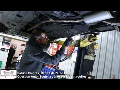 Antirouille : La VRAIE VÉRITÉ sur un bon traitement antirouille automobile.