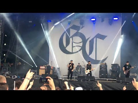 Good Charlotte - Download Festival (Donington) 2017 - Zippo Encore Stage - Fri 9th June 2017