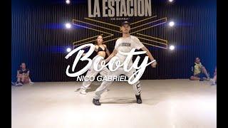 BOOTY BECKY G   C TANGANA CHOREOGRAPHY NICO GABRIEL