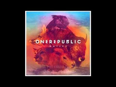 Preacher - OneRepublic Lyrics