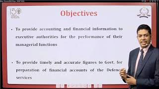 Overview of accounting system in DAD