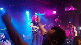 Dennis Lloyd    Never Go Back ( Live At The Velvet Underground Toronto 2018 ) New Song